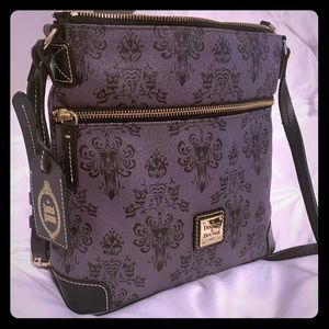 Haunted Mansion Crossbody Bag by Dooney & Bourke